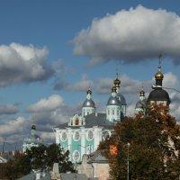 Успенский собор в Смоленске. :: Наталья Иванова