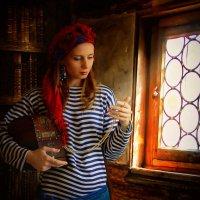 пиратка Обского моря :: Юлия Анохина