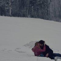 Зимняя романтика :: Лана Матухно