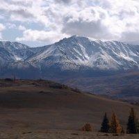 А горы зовут... :: Oleg Kulakov
