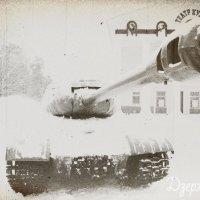 Танк Т-34 :: Макса Драгунов
