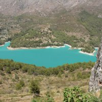 Голубое озеро :: Наталья Наталья