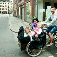 велоСПОРТ  , семейный :: человечик prikolist
