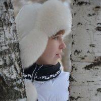 Снегурочка :: Анна Ермак