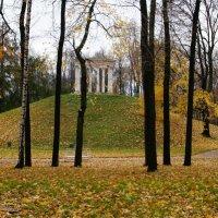 Осень в Останкино :: Юрий Ковалев