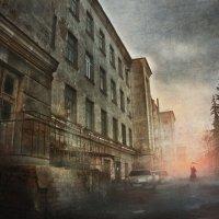 местный Silent Hill :: Дмитрий Полищук
