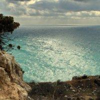 Это зимнее Черное море... :: Марина Дегтярева