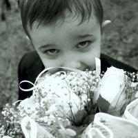 Маленький жених :: Наталия Белогур
