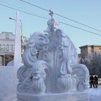 Вензель снежный :: Наталья Золотых-Сибирская