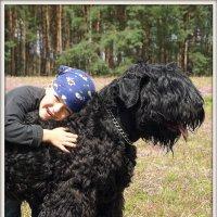 Максим и Тагира :: Наталия Колосюк