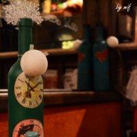 зимняя бутылка :: Андрей Миф