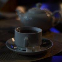 чашка чая :: Александр Баранов