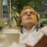 После тяжелого дня :: Елена Федотчева