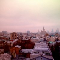 Город :: Victoria Lugovaya
