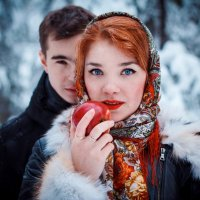 Red Riding Hood :: Елена Михалкина