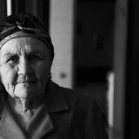 Баба  Настя :: Геннадий Тарасков