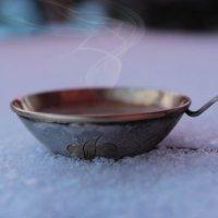 Зимний кофе :: Ирина Елагина