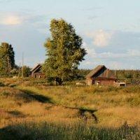деревенька :: Наталья Матонина