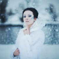 Cold Lady :: Юлия Кабачева