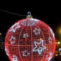Шарик новогодний :: AV Odessa