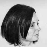 Фото портрета жены :: Валерий Небесский
