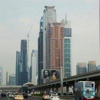 Дубай... :: Александр Вивчарик