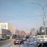 на холме :: Павел Михалев