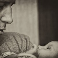 отцовское счастье :: Maxim Vartanov
