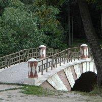 Мост... :: Маргарита Савинова