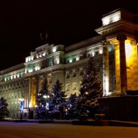 Дом правительства :: николай гачковский