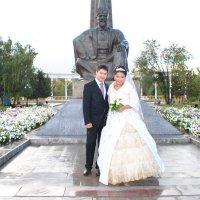 памятник Абылай-хана :: данияр токушев