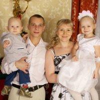 Семья :: Юрий Куценко