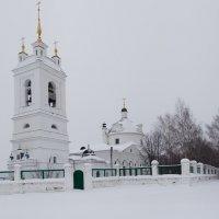 Церковь :: Kirill Osin