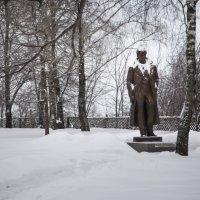 памятник Есенину :: Kirill Osin