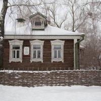 Дом родителей Есенина :: Kirill Osin