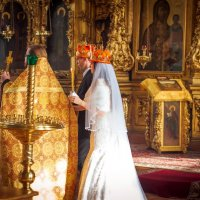венчание :: Евгений Сунозов