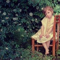 Любимая доченька :: Юлия Кузнецова