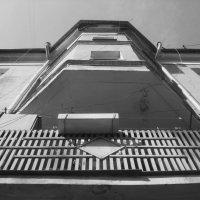 балконы, взгляд вверх :: Зоя Яковлева
