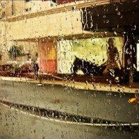 дождь в Токио :: Максим Рожин