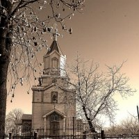 сельский храм :: sergiy arakelov