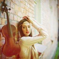 Скрипка :: Ольга Савченко