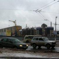 Московская площадь в Курске :: Vitaliy Mezentsev