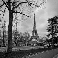 парижский пейзаж :: Нина Хренова (Ninonnn)