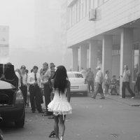Дым 2008 :: Сергей Миннигалин
