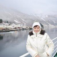 На пароме :: Елена Решетникова