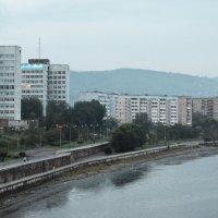 вид с моста :: Зоя Яковлева