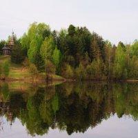 Павел Пудов - vesna na ozere