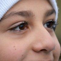 Детский взгляд :: Лана Матухно