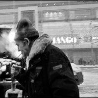 Дед с сигаретой :: DR photopehota