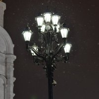 А снег кружиться :: Алексей Харитонов